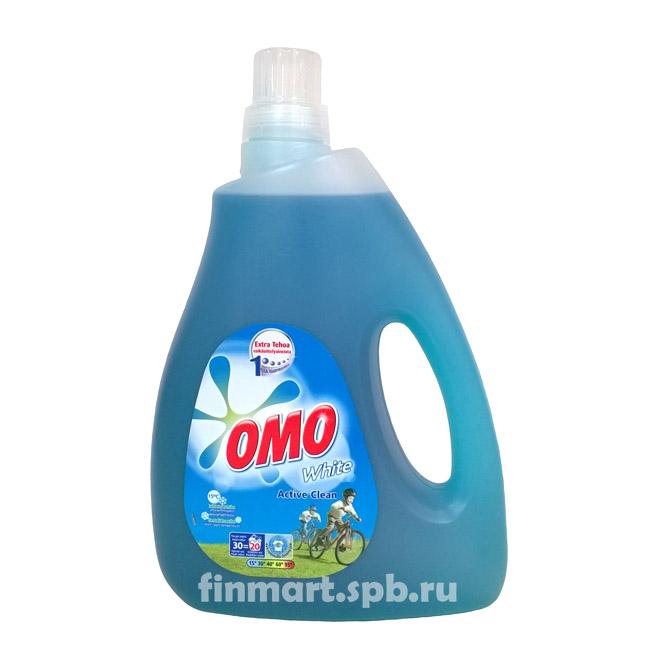 Гель для стирки OMO White (ОМО для белого) - 1.5 л.