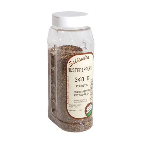 Черный перец молотый Salliselta Mustapippuri - 340 гр.