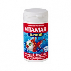 Рыбий жир в капсулах VITAMAR Junior - 60 шт.