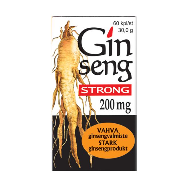 Комплекс витаминов Ginseng Strong - 60 шт.