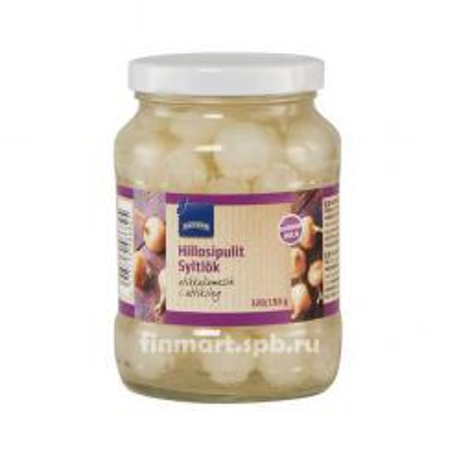 Маринованный лук-севок - 320 гр