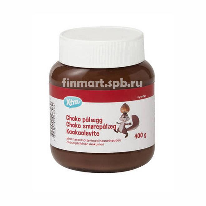 Шоколадно-ореховая паста X-tra - 400 гр