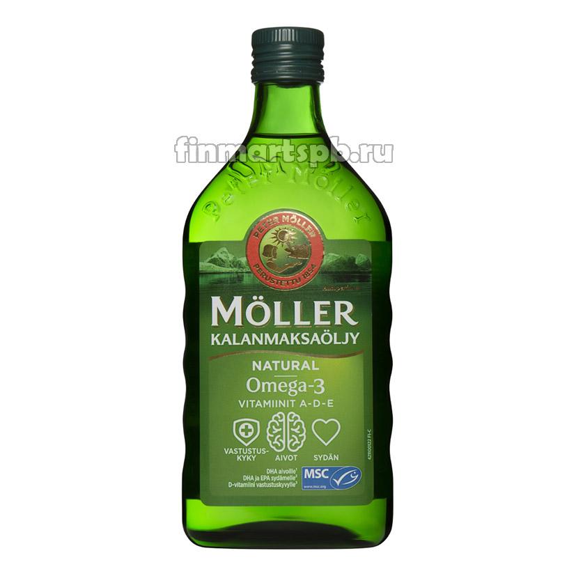 Moller Omega 3 (Рыбий жир)