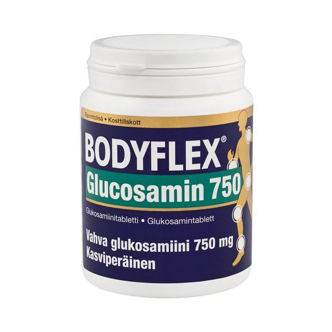 BODYFLEX Glucosamin 750 mg (глюкозамин) - 140 шт.