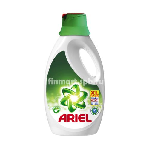Гель для стирки Ariel White - 1,77 л.