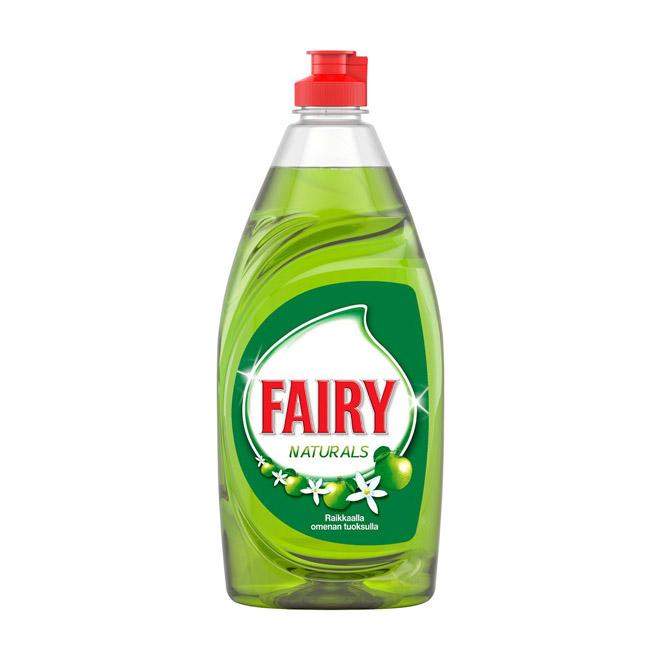 Моющее средство для посуды Fairy Naturals (Яблоко) - 450 мл.