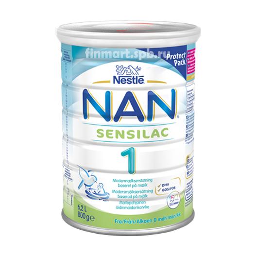 Nestle NAN 1 Sensilac - 600 гр.