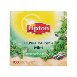 Чай Lipton Herbal Infusion Mint - 100 пак.