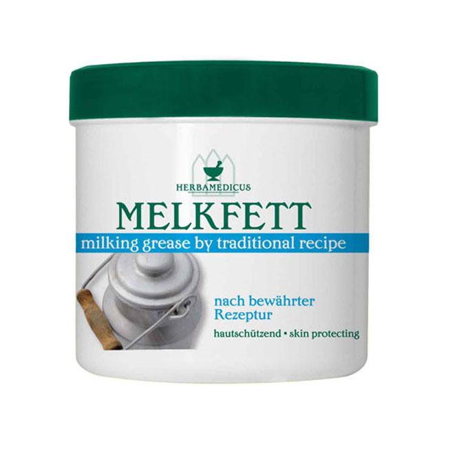 Крем Herbamedicus Melkfett (молоко) - 250 мл.