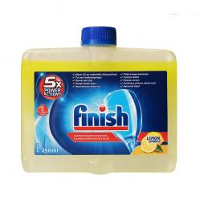 Средство для очистки ПММ Finish (с ароматом лимона) - 250 мл.