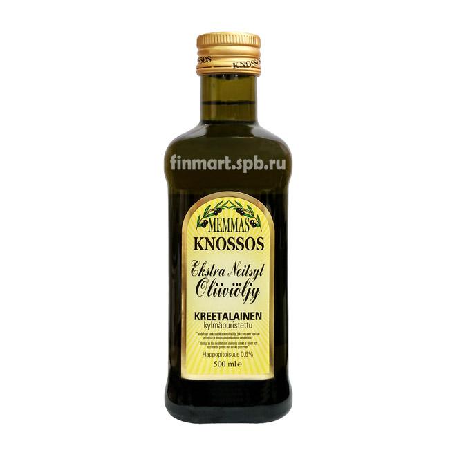 Оливковое масло Memmas Knossos Extra Virgine d Oliva - 500 мл.