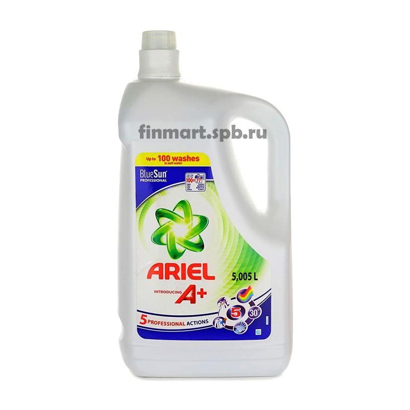 Гель для стирки Ariel A+ white (для белого) - 5 л.