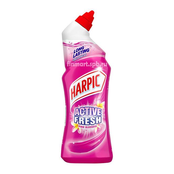 Средство для чистки ванной Harpic Active Fresh - 750 мл.