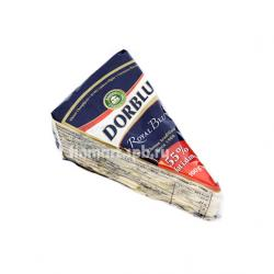 Cыр с голубой плесенью Dorblu 55% - 100 гр.