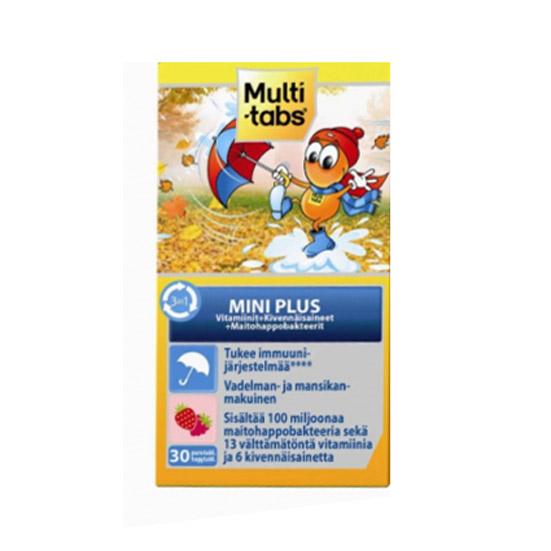 MultiTabs Mini Plus - 30 шт.